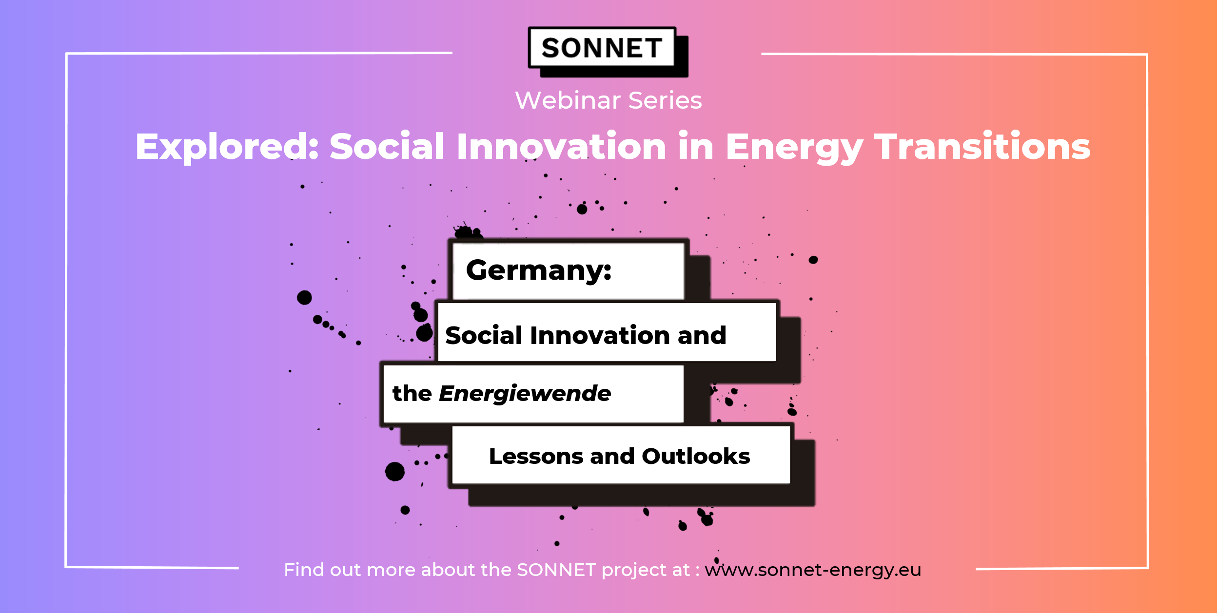 Social Innovation And The Energiewende: Lessons And Outlooks From Germany