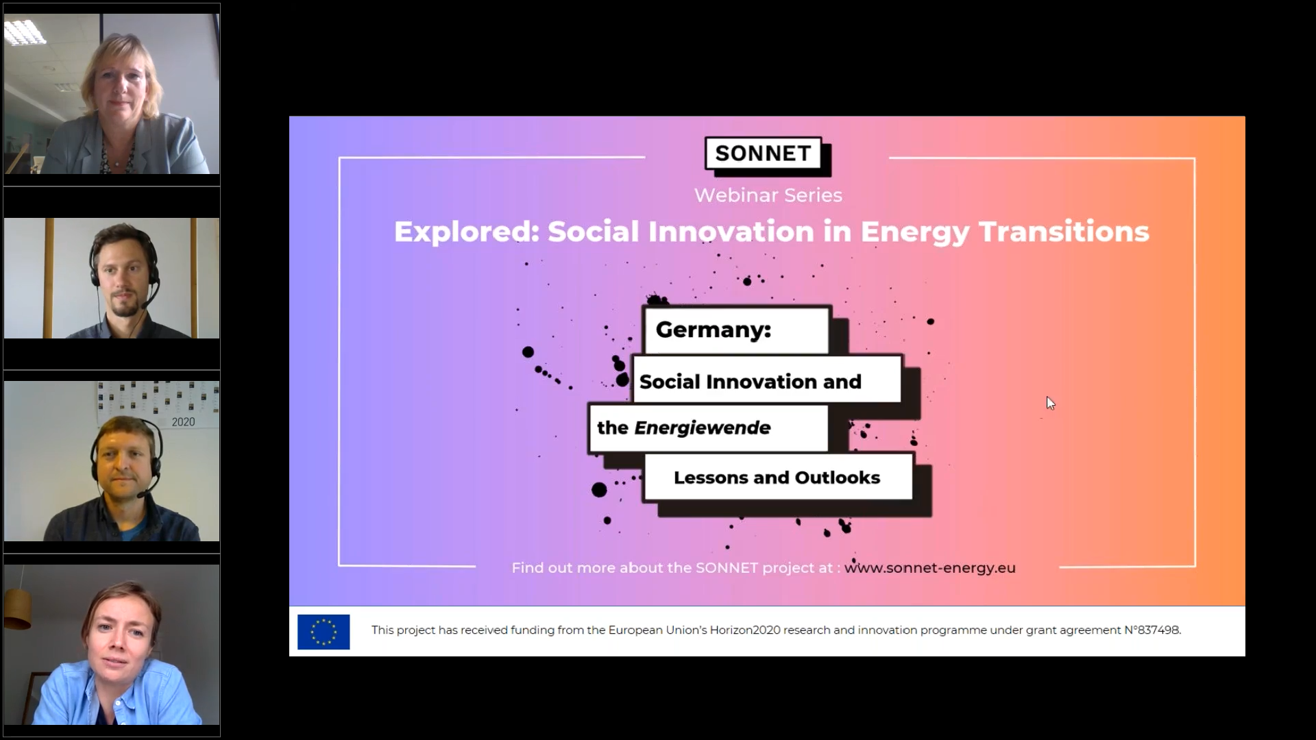 Urban And Rural Perspectives On Social Innovation In Germany's Energiewende